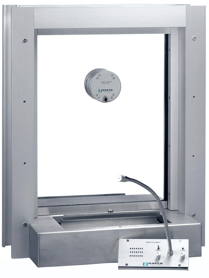 Haven Technology Sc350 Safety Comm Transaction Intercom